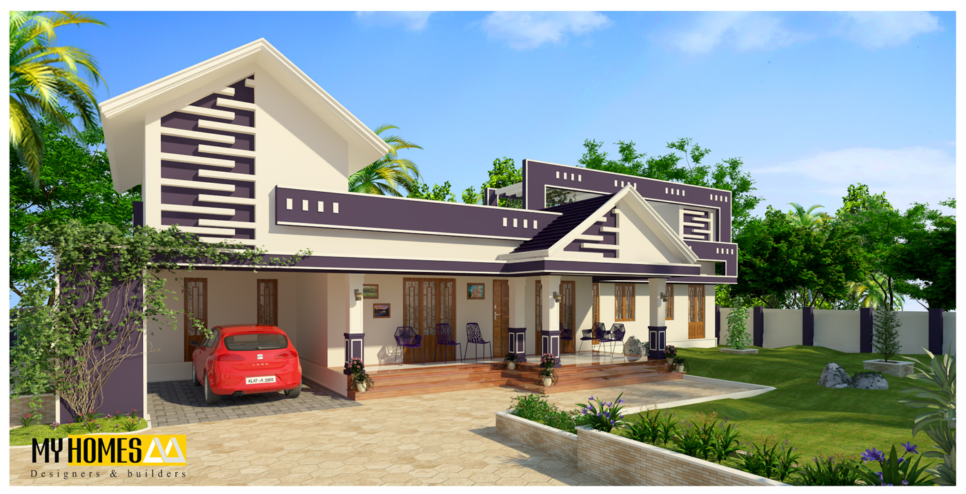 Kerala home designs low cost ideas and plans for your house Home design and budget
