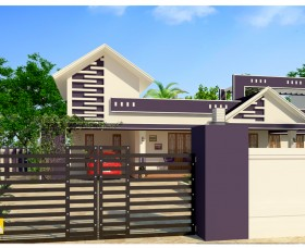 1900 sq ft modern kerala home designs low cost prize budget