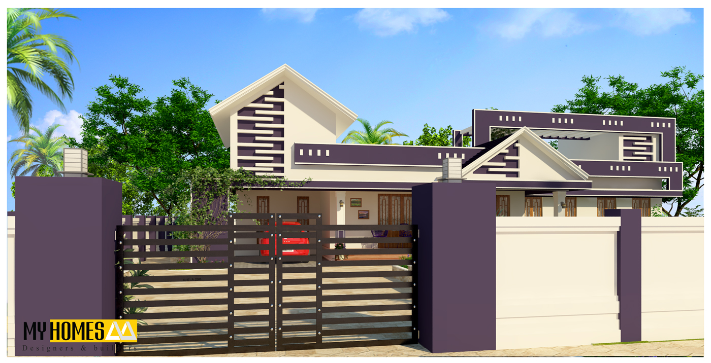 Kerala home designs low cost ideas and plans for your house for Modern house cost