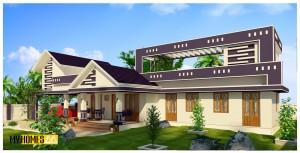 modern-style-home-kerala