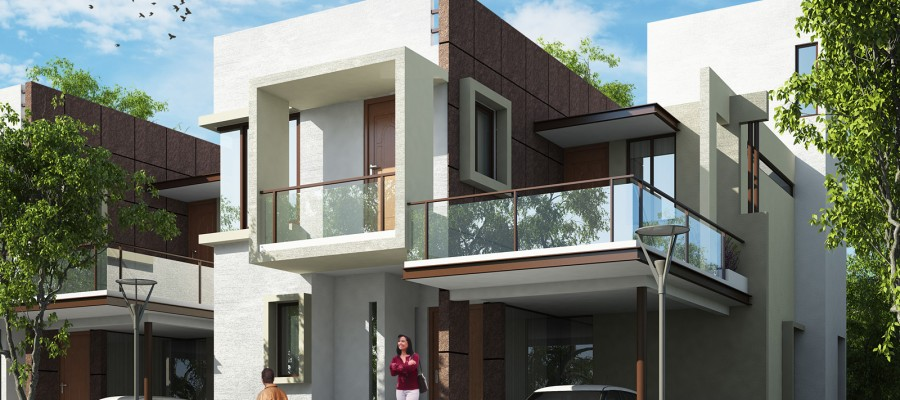 Contemporary  Home Design in Kerala