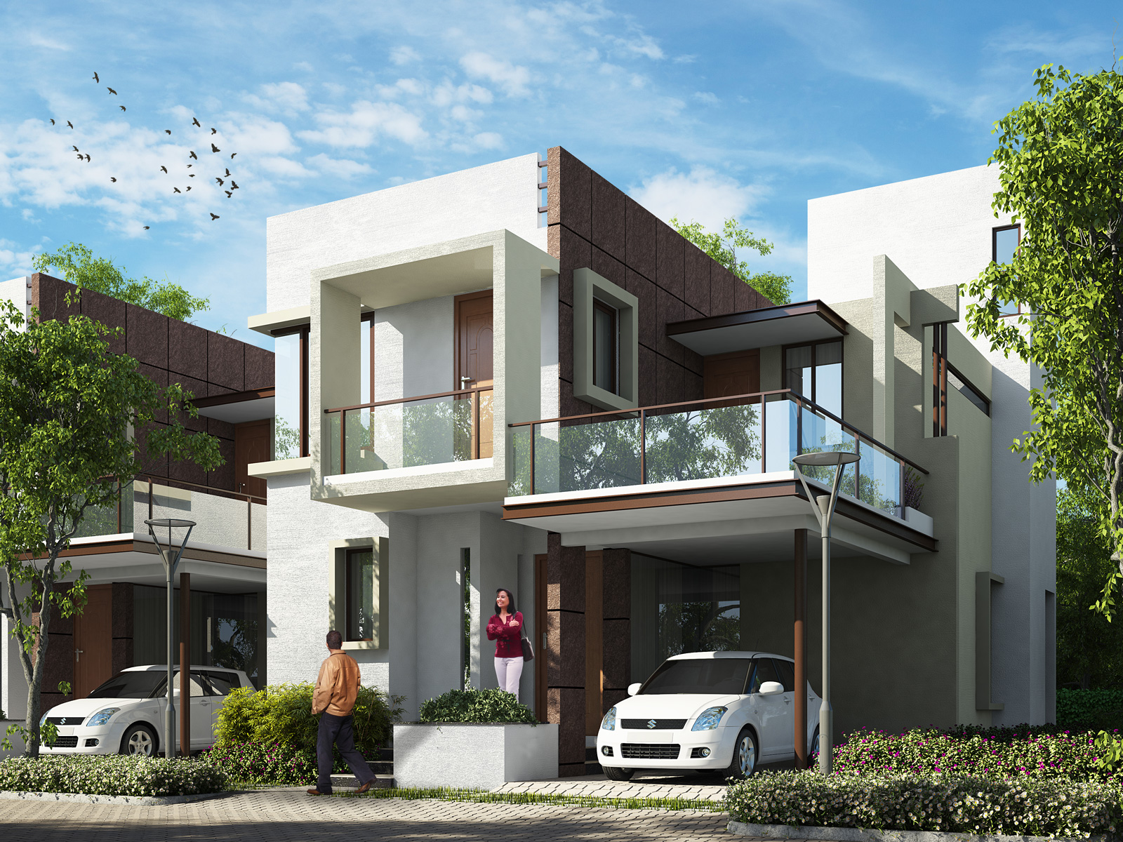 Contemporary Home Design in Kerala