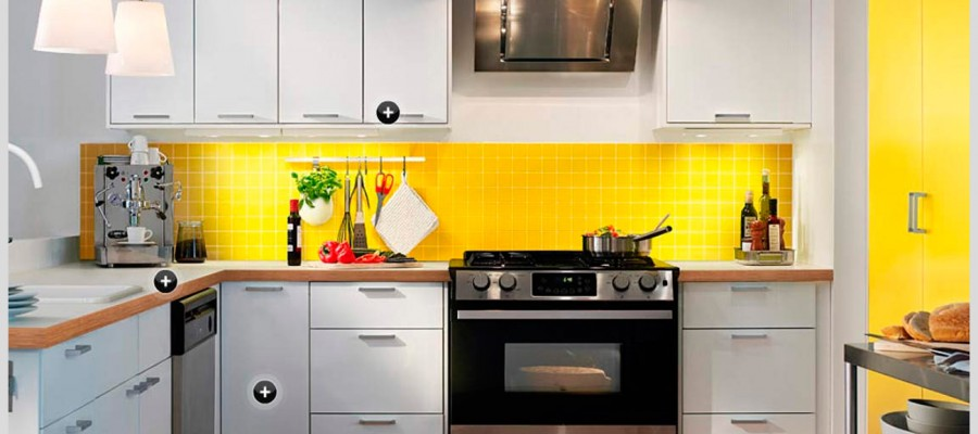 make your kitchen more  beautiful with small ideas