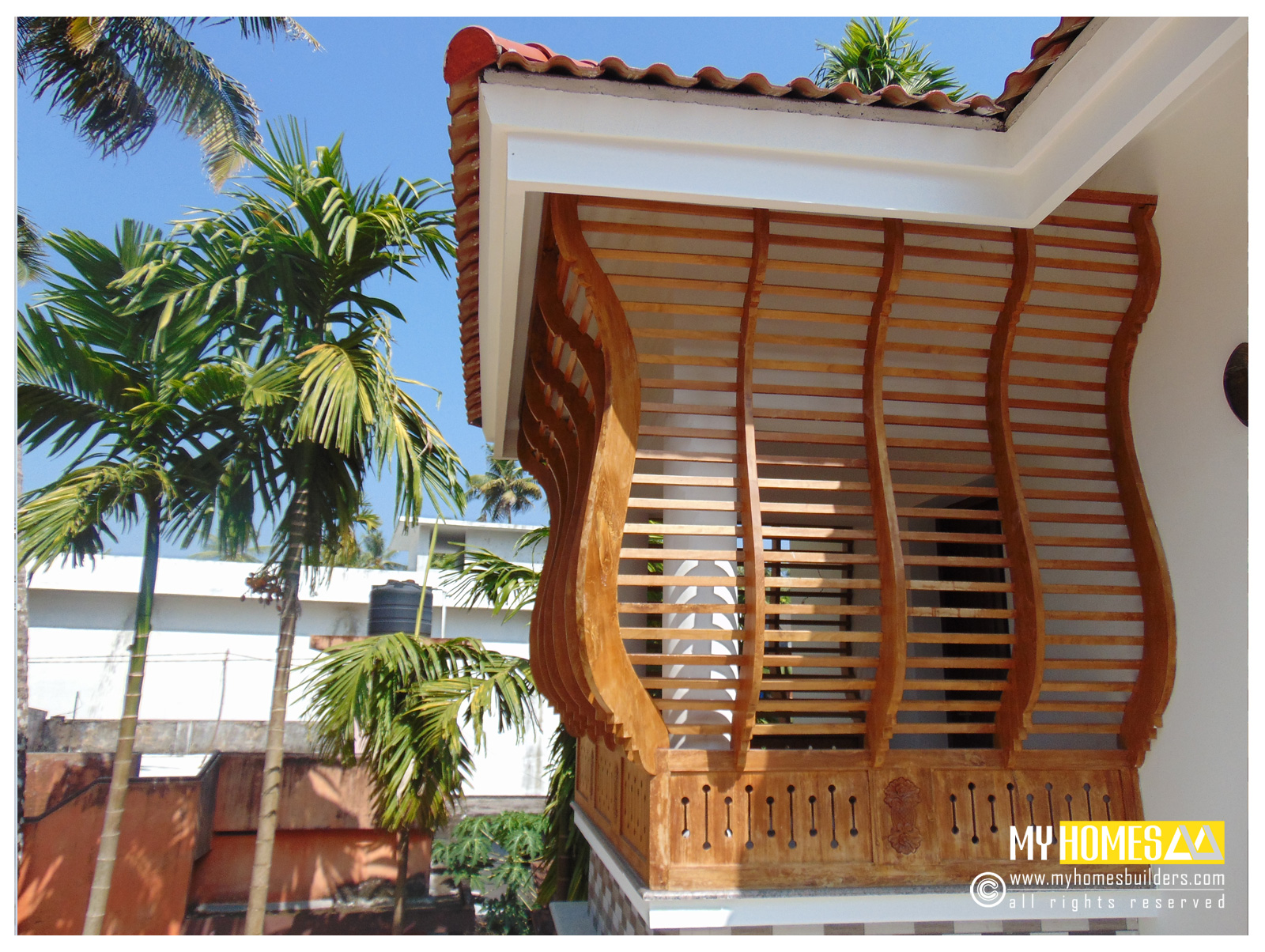 Kerala traditional homes for Home designs in kerala