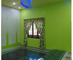 Affordable interior decoration ideas for kerala bedrooms Designs