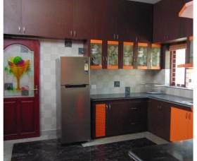 modular style kerala kitchen interior designs for your homes