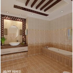 Kerala homes designs and plans photos website kerala india for Bathroom designs in kerala