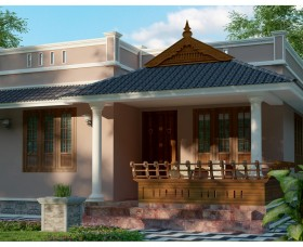 beautiful low budget houses designs in kerala