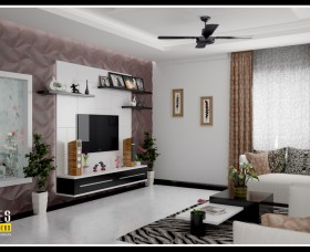 kerala home interior design ideas for modern living room