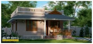 kerala small house