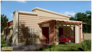 3 bedroom kerala house plans