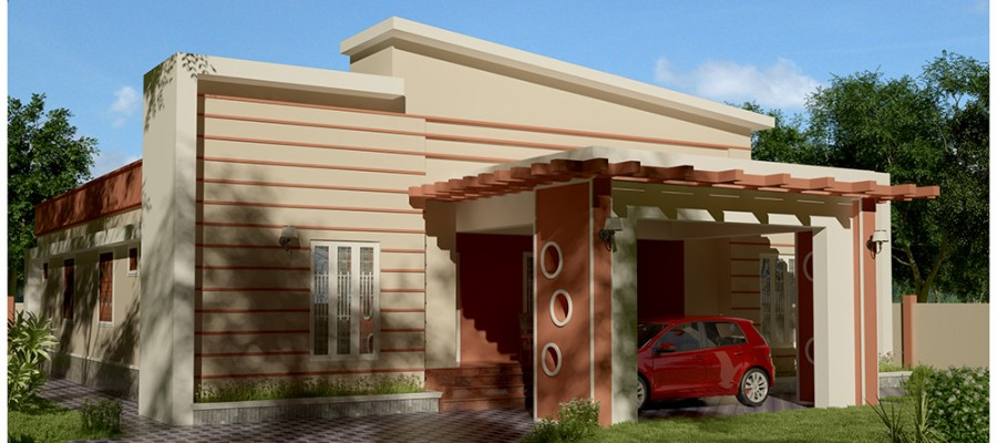 Portfolios archive page 6 of 12 for Kerala style low budget home plans