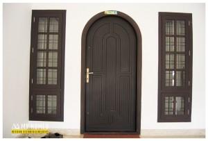 front door designs in Kerala