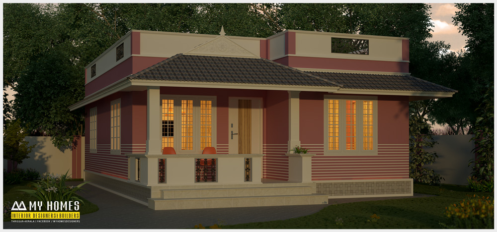 kerala traditional home designs