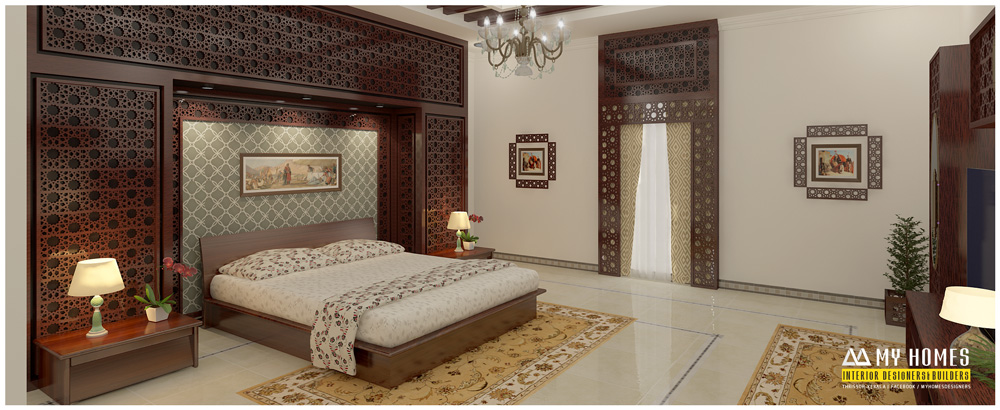 Bedroom Interior Design In Kerala