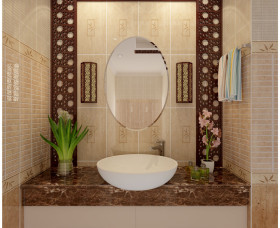 Kerala interior design ideas for homes house design in india for Bathroom designs in kerala