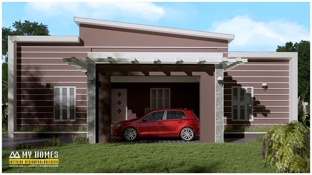 kerala contemporary home designs
