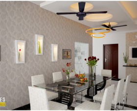 modern dining table designs kerala