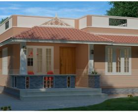 small house design kerala