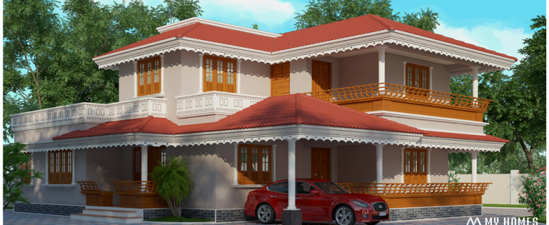 kerala traditional house design