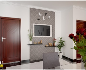 wall tv stand stand designs kerala