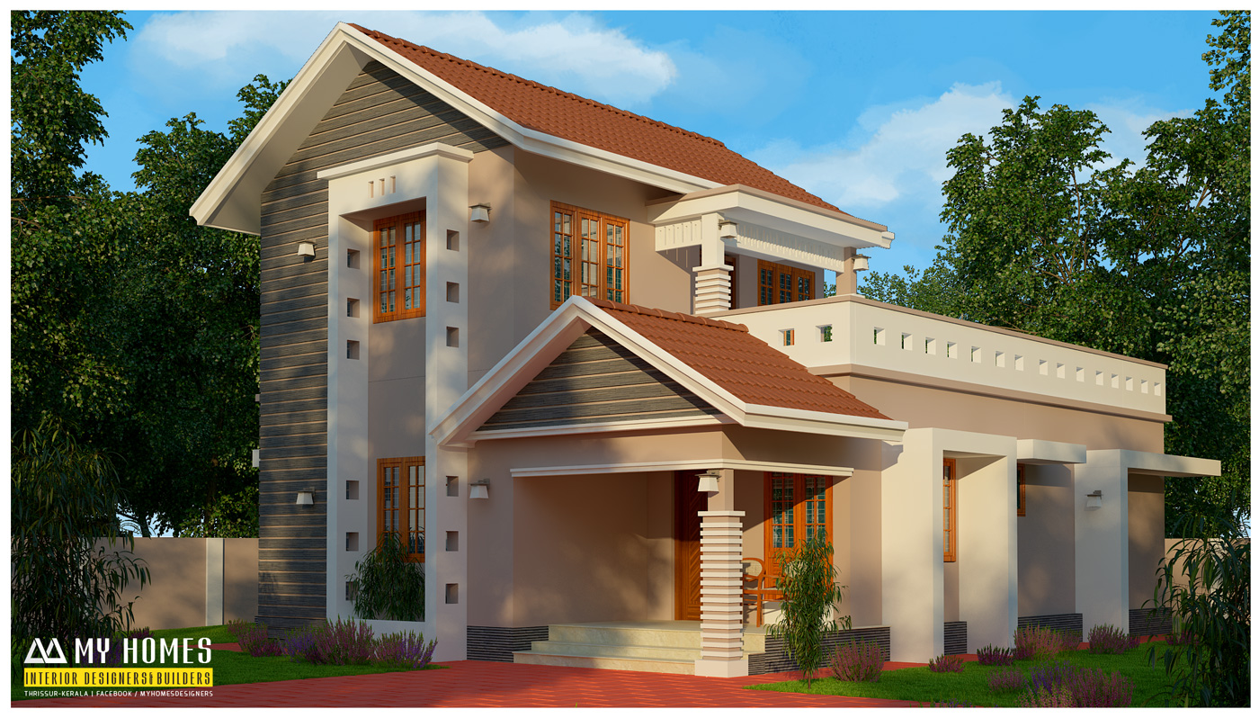 Budget kerala home designers low budget house construction Low budget home design ideas