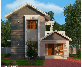 3 bedroom budget homes in kerala