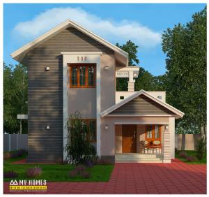 budget homes in kerala