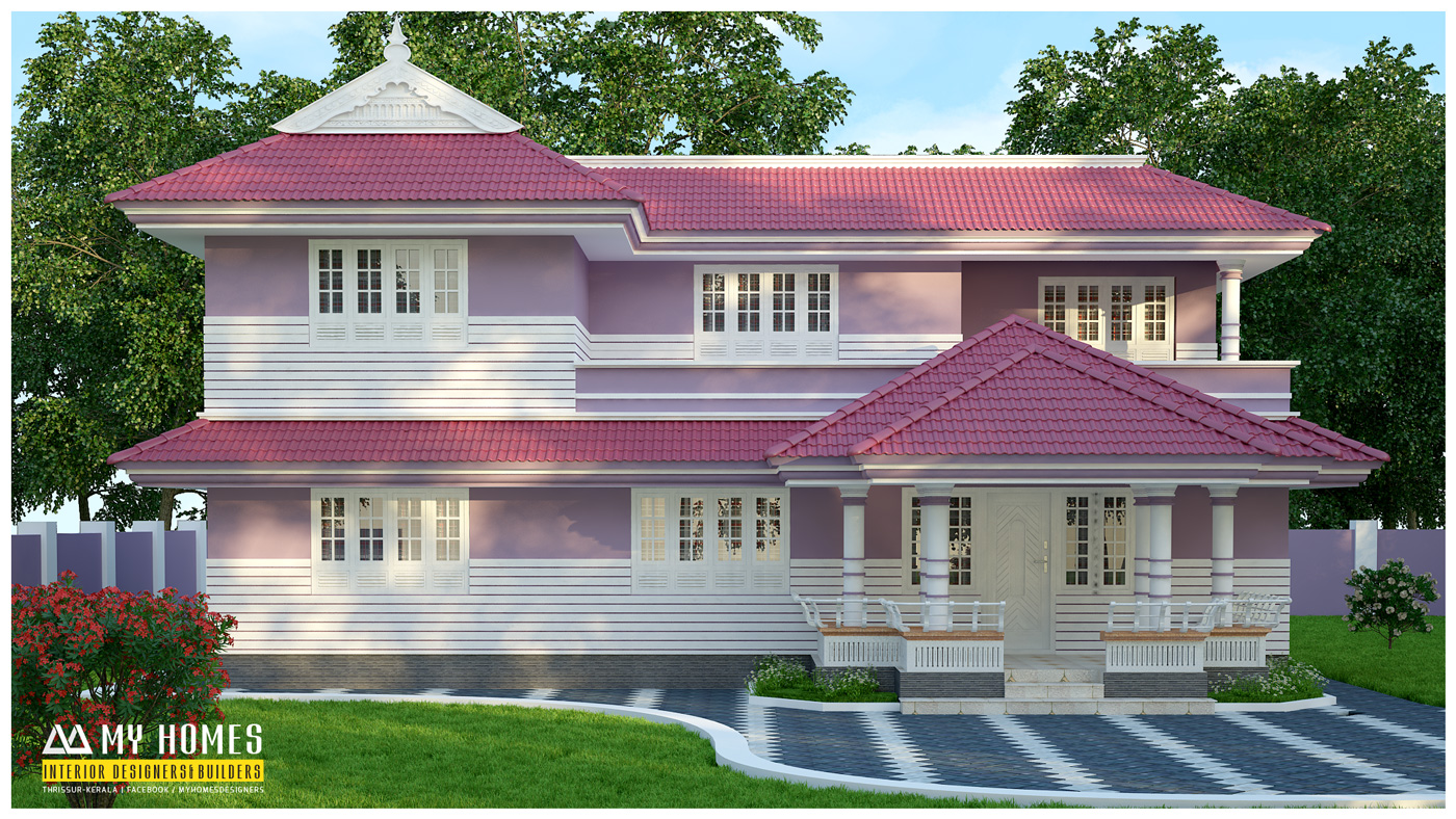 Budget kerala home designers low budget house construction for Home plans designs kerala