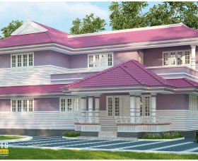 low budget kerala modern home designs
