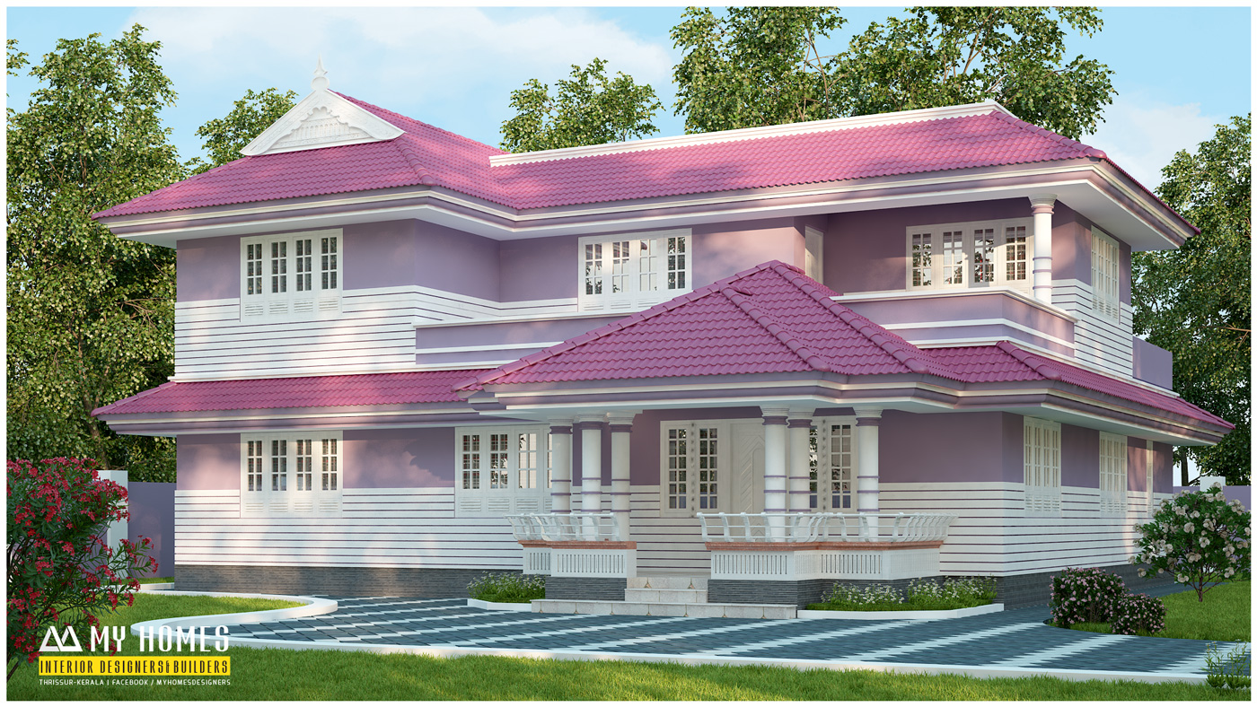 3 bedroom kerala house plans for Kerala house plan 3 bedroom
