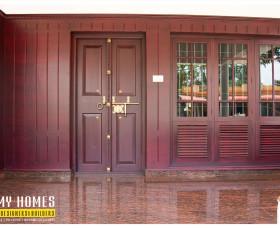 traditional front door designs kerala