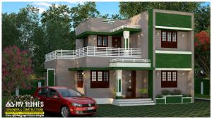 3 bedroom house plans kerala
