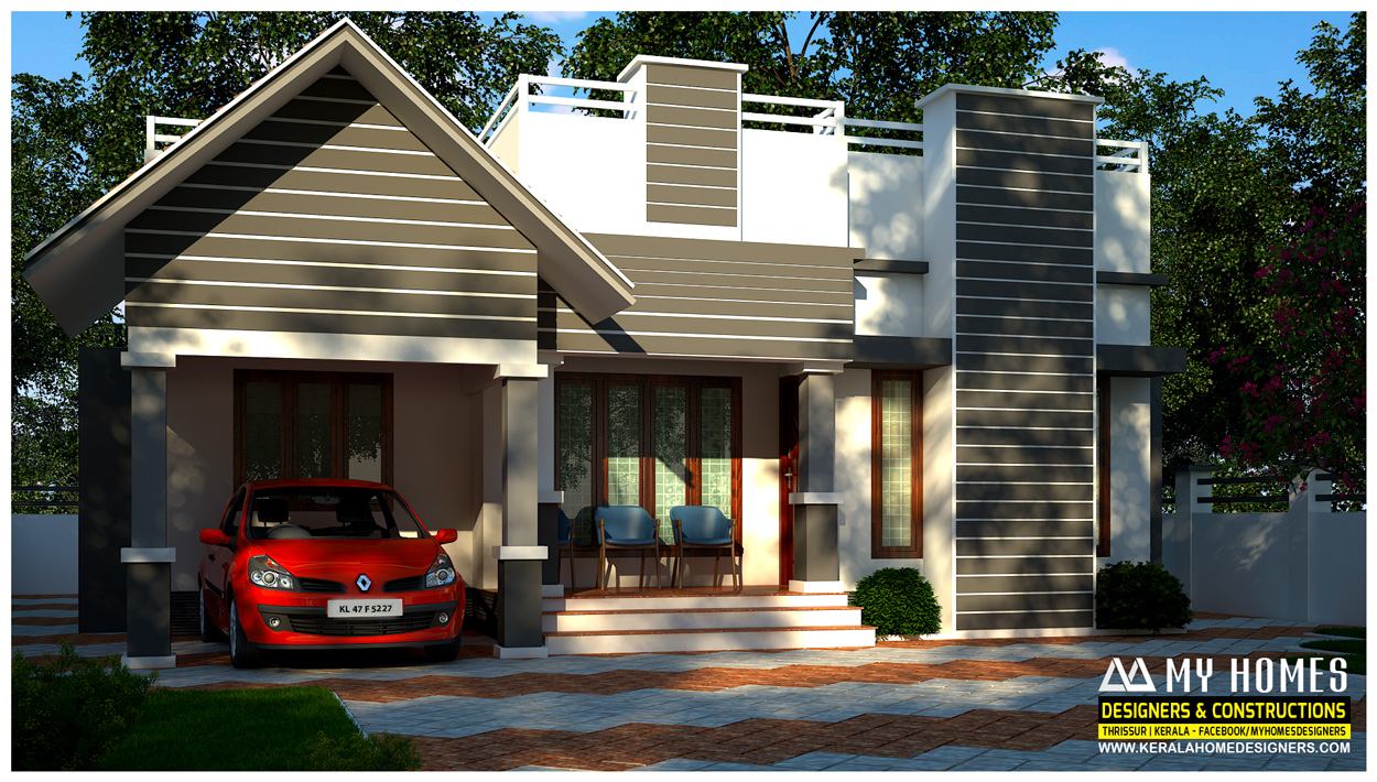 Low cost house designs india house design and decorating Low cost home design in india
