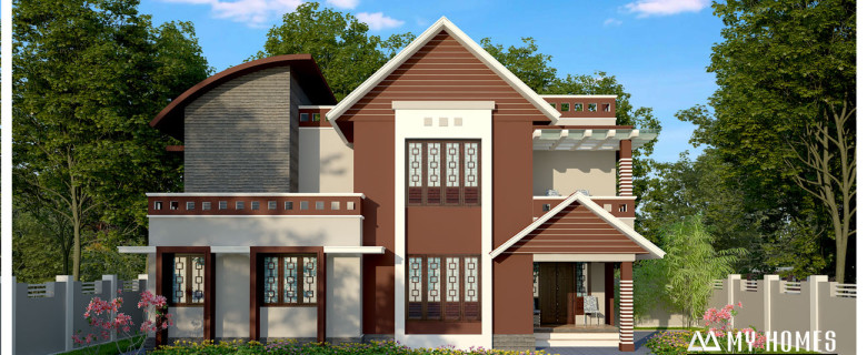 3 bedroom small budget homes in kerala