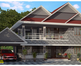 affordable kerala modern homes designs and plans