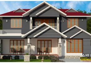 kerala model home designs