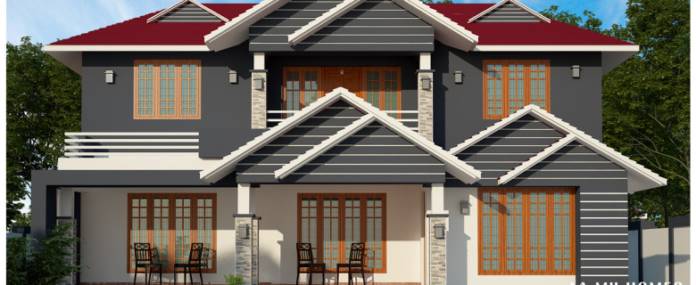 kerala model home designs