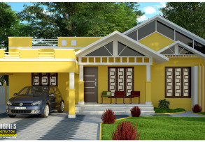 Below 2000 sq ft 3 bhk low budget homes thrissur