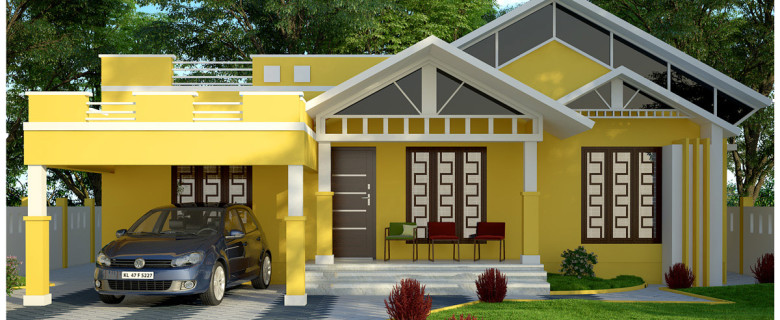 Below 2000 sq ft 3 bhk low budget homes thrissur