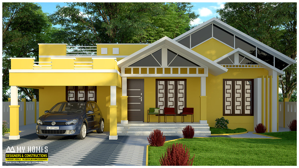 low budget homes thrissur