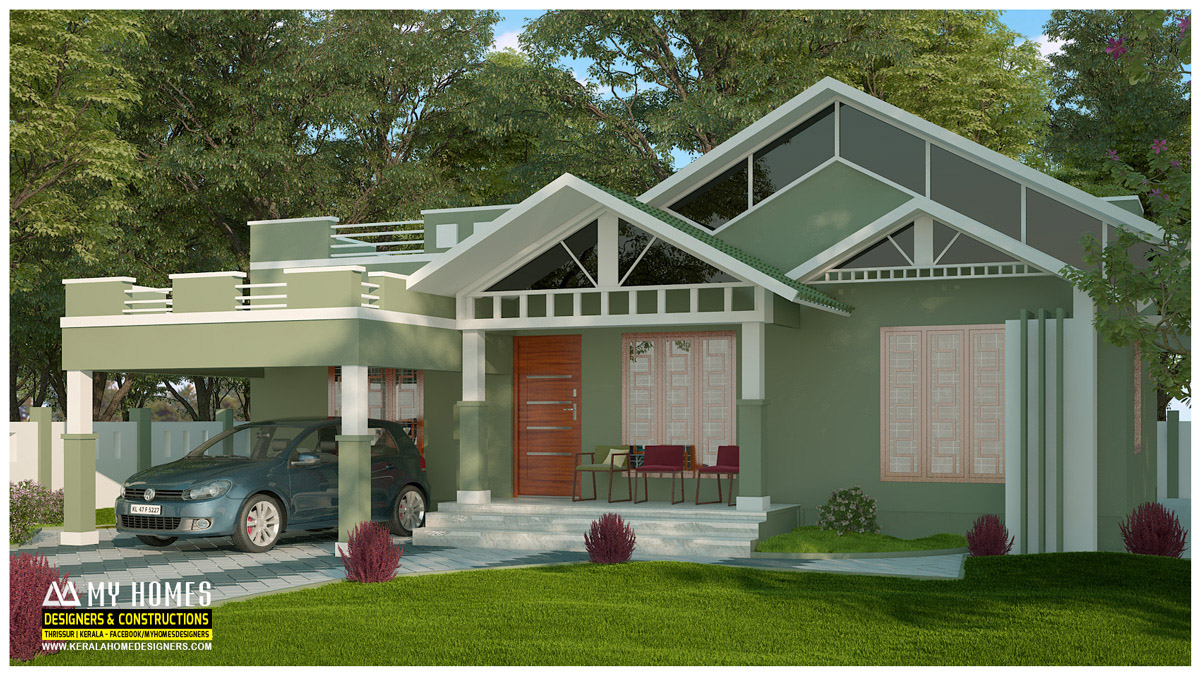 low cost house in thrissur