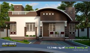 kerala low budget house plan