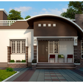 kerala low budget house plans below 1000 sq ft