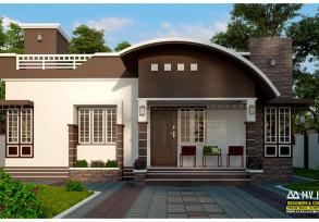 kerala low budget house plans below 1000 sq ft