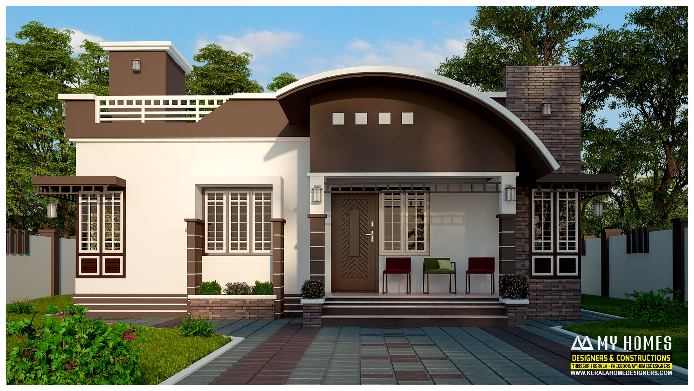 Kerala low budget house plans with photos numberedtype Low budget house plans