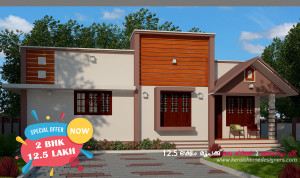 2 bhk house in kerala