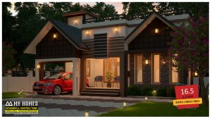 Kerala budget home designers