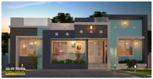 low-budget homes in kerala india