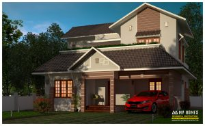 new house designs kerala